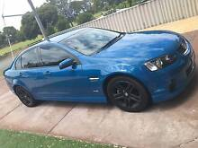 2011 Holden Commodore SV6 VE Series II Auto MY12 BLUE Safety Bay Rockingham Area Preview