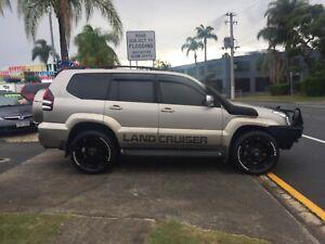 2004 TOYOTA PRADO VX 120 SERIES, rego, rwc, Automatic, very clean car! Nerang Gold Coast West Preview