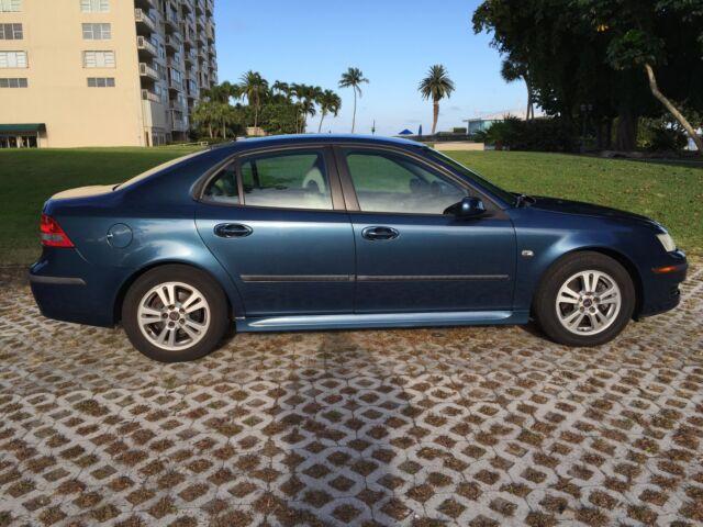 2007 SAAB 9-3 93 SPORTS SEDAN BMW ,AUDI LOW MILES FLORIDA CAR