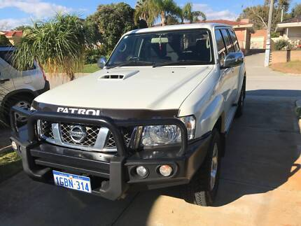 2016 Nissan Patrol ST N-TEC **12 MONTH WARRANTY** West Perth Perth City Area Preview