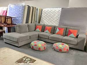 TODAY DELIVERY COMFORTABLE MODERN L SHAPE Sofa lounge SALE Belmont Belmont Area Preview