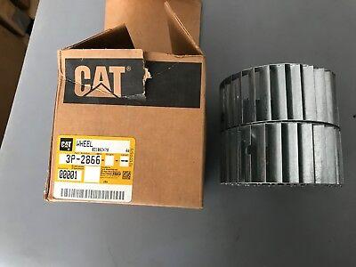 Genuine Caterpillar Cat 3p-2866 Heater Motor Wheel Brand New Old Stock