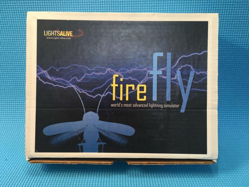 Lights Alive Firefly FF-201 Lightning Simulator