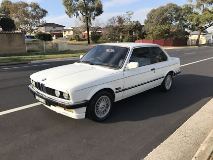 1984 BMW 318l E30 Manual A RARE FIND!!! Green Valley Liverpool Area Preview