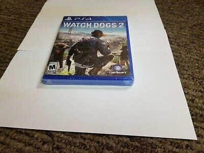 Watch Dogs 2 (Sony PlayStation 4, 2016) PS4 NEW, used for sale  Shipping to Nigeria