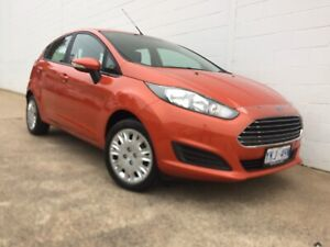 FORD FIESTA 2014 AUTO HATCH with only 52823 kms Fyshwick South Canberra Preview