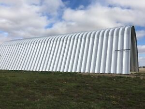 30x50x16 Metal Building For Boat RV Storage Garage
