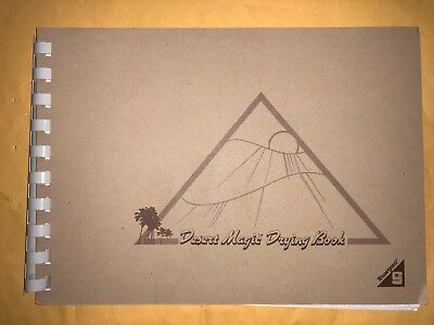 SHOWGARD #506 DESERT MAGIC II DRYING BOOK ( SMALL ) - 8 1/2 X 5 3/4 INCHES
