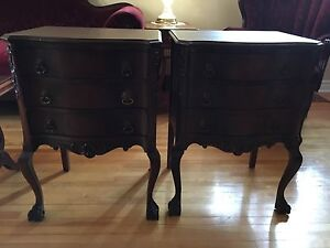 Gibbard side tables