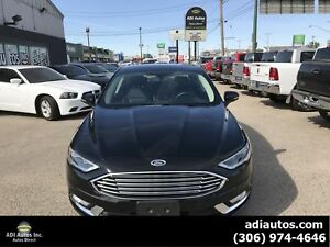 2017 Ford Fusion SE AWD ... ONLY $180 B/W....