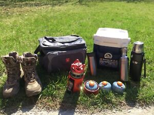 A Set of Outdoor Essentials