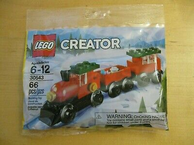 LEGO 30543 Creator Holiday Christmas Train