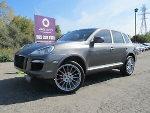 2008 Porsche CAYENNE TURBO CLEAN CAR PROOF 2 SET TIRES/WINTER ON