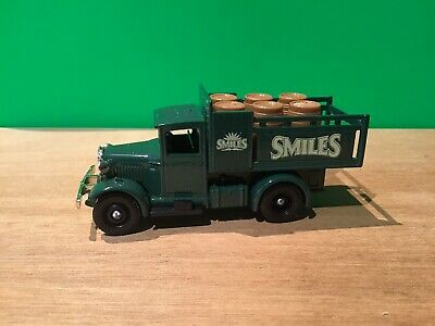 Lledo VERY RARE Model A Ford Stake Truck - SMILES BREWERY