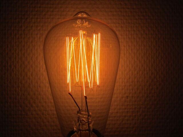Paulmann RUSTIKAL DECO LAMPE GOLDENES LICHT ! E27 40W 230V