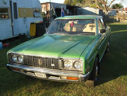 1975 Toyota Crown Grafton Clarence Valley Preview