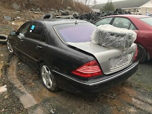 2003 Mercedes 500s parting out.