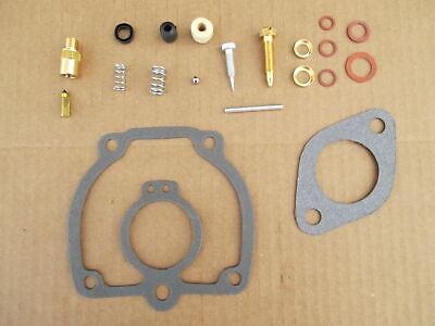 Carburetor Rebuild Kit For Ih International Farmall 300 350 400 450 460 544 560