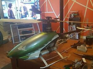 Nitro Rc Helicopter Whyalla Whyalla Area Preview