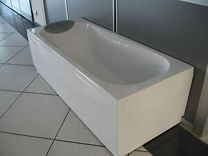 Vasca calypso novellini in acrilico pannellata con 2 pannelli 160 170 150 180 ebay - Pannelli vasca da bagno ...