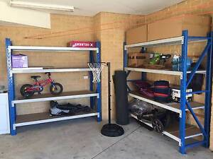 Brand new heavy duty long span shelvings Garage shed storage Darch Wanneroo Area Preview