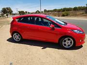 Ford Fiesta Zetec 2012 Mannum Mid Murray Preview
