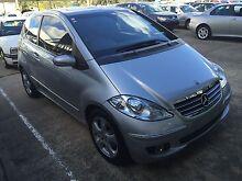 2005 Mercedes-Benz A200 AUTOMATIC 2.0L Silver 3D Hatchback Lansvale Liverpool Area Preview