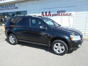 2008 Pontiac Torrent AWD SUNROOF.