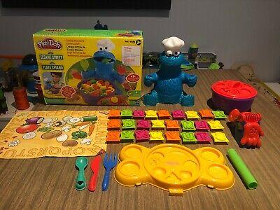 Play-doh Sesame Street COOKIE MONSTER