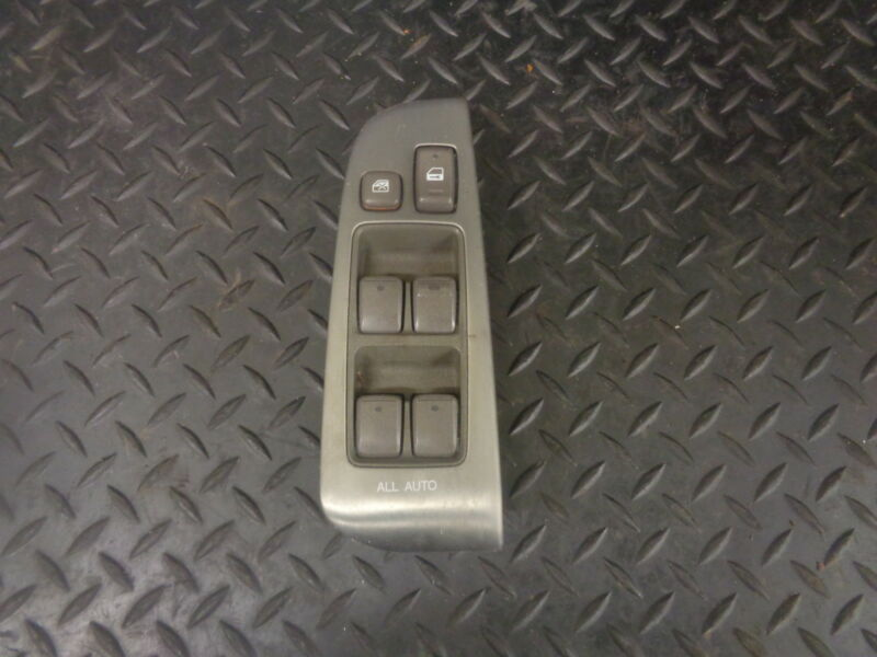 2002 LEXUS LS430 4.3 VVTI DRIVERS SIDE FRONT WINDOW SWITCH
