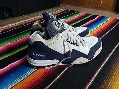 G Unit Reebok DMX RBK The Pump Sneakers Size 12