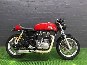 2014 Royal Enfield Continental GT 535 Continental GT 535 Road Man Brunswick Moreland Area Preview