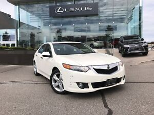 2009 Acura TSX Premium Package Navigation Backup CAM Bluetooth