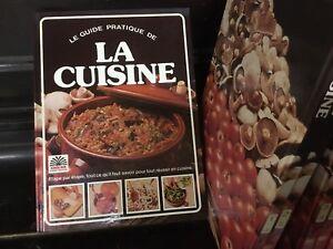 Guide pratique de LA CUISINE.  23 volumes