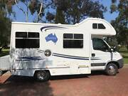 2007 Iveco Motorhome (CAR License) Northgate Port Adelaide Area Preview