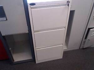 White 3 drawer filing cabinet Meadowbrook Logan Area Preview