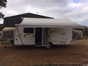 2008 Jayco Expanda Poptop 16.49-3 with Ensuite Roleystone Armadale Area Preview