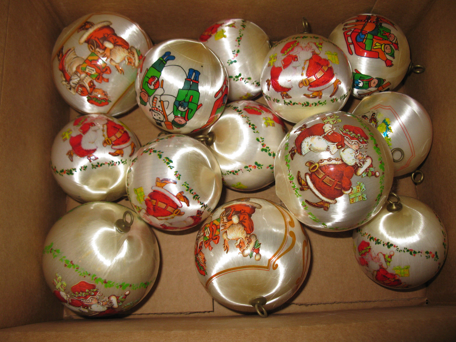 Frosted christmas ornaments - How To Make Ornaments With Styrofoam Balls