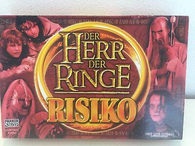 Der Herr der Ringe Risiko von Parker Lord of the Rings Brettspiel Strategie online kaufen