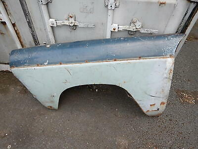 Austin Cambridge ~ Morris Oxford ~ Wolseley ~ Farina ~ LH Front Steel Wing