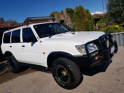 2003 Patrol Series 3 GU DX 4.2tdi