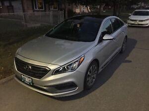 Hyundai Sonata sports