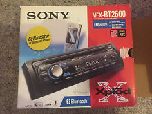 Sony MEX-BT2600 O'Connor North Canberra Preview