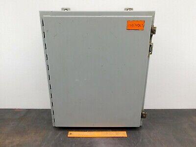 Hoffman Electrical Enclosure A-242008lp 24x220x8 Electric Box A242008lp