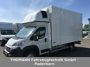 Fiat Ducato Koffer Ladebordwand Topsleeper