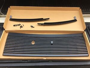 83-93 Mustang Cowl Panel Cover Vent Grill & Hardware & Lower Trim & WW Squirter
