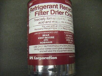 Robinair Refrigerant Recycling Filter Drier Core 17130