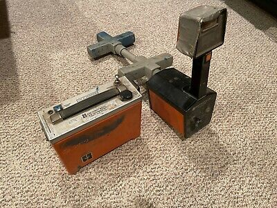Metrotech 810 Cable Locator Receiver Transmitter Powers On As Is Read 2