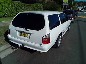 2006 Ford Falcon Wagon Daceyville Botany Bay Area Preview
