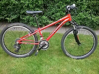 Trek Precaliber  24inch Wheel Mountain Bike in Red Lovely Condition